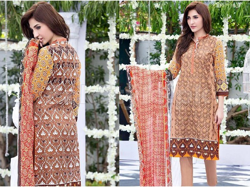 Amna Ismail Spring Summer Lawn Collection 2018