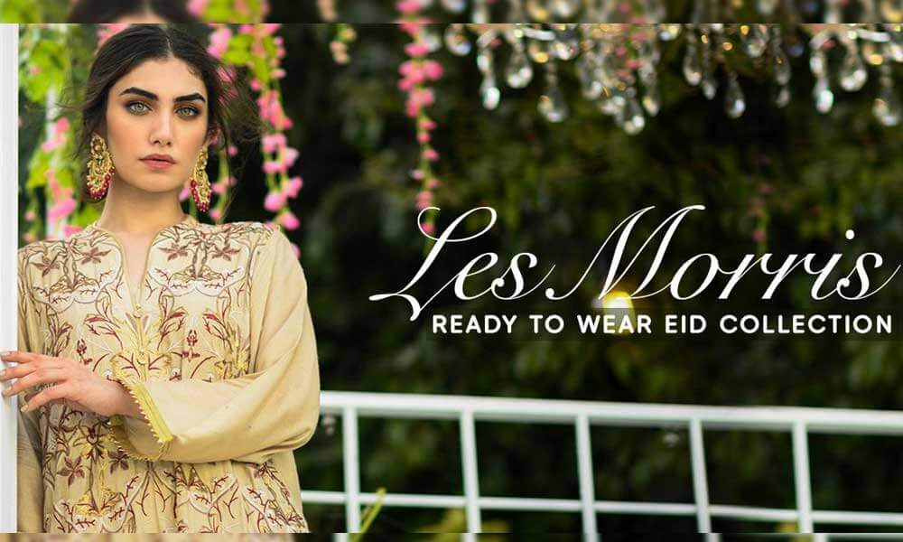 Morris Formal Wear Luxury Pret Spring/Summer Collection 2018