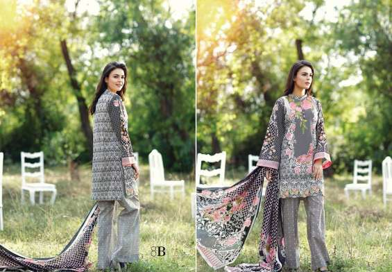 RajBari Premium Lawn Summer Collection Vol-2 2018