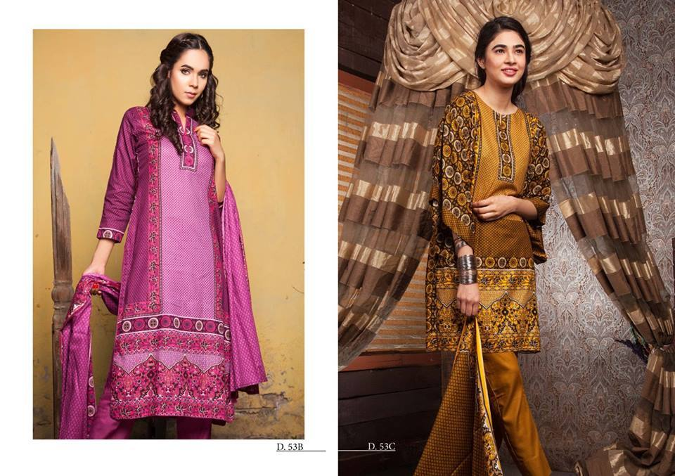 Sidra 3-Pieces Lawn Dress Collection 2018 Sitara Textile