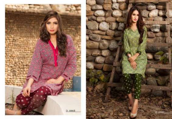 Sidra Lawn Teen Fancy Dress Collection 2018 By Sitara Textile