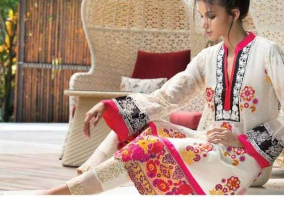 Zunuj Summer Lawn Collection 2018 By House of Zunuj