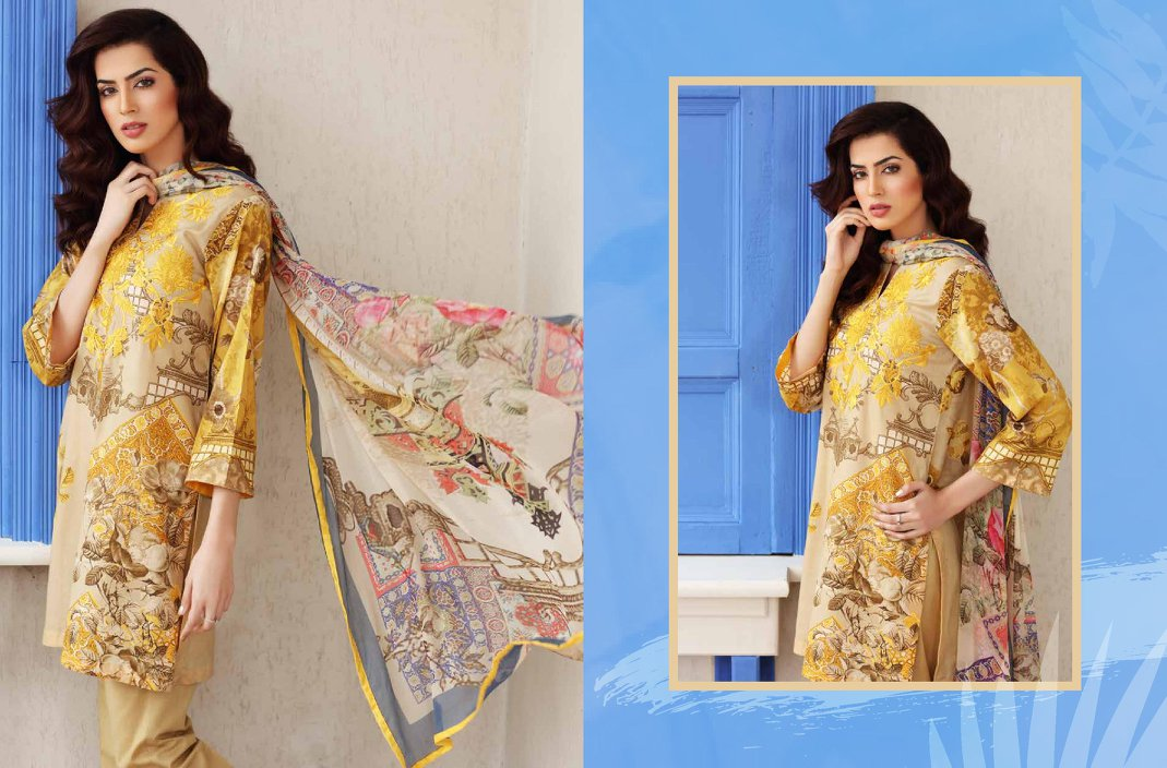 Charizma Eid Collection 2018