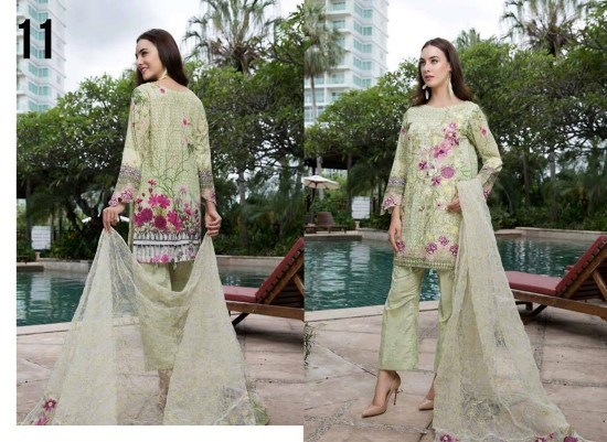 EshAisha Eid Collection 2019