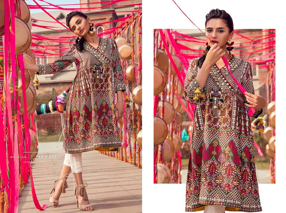 Ethnic Eid Collection 2018 by Outfitters