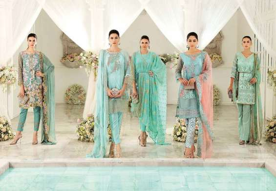 Gul Ahmed Jewelled Festive Eid Collection 2018