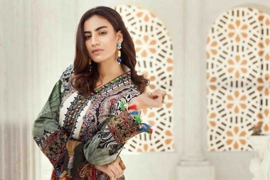 Jahanara Eid Collection 2019