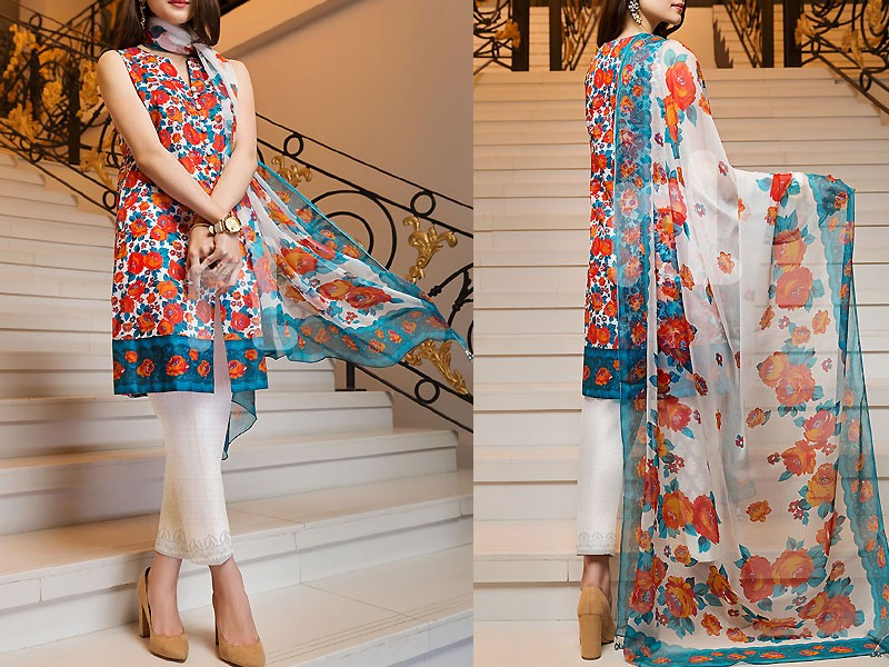 Nishat linen Eid Collection 2018 with price by Nishat Textiles