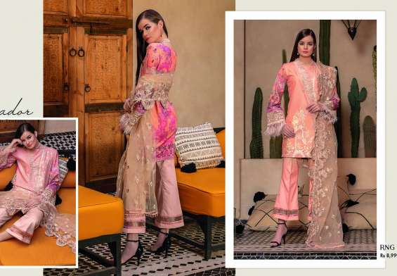 Rungrez Eid Collection 2019