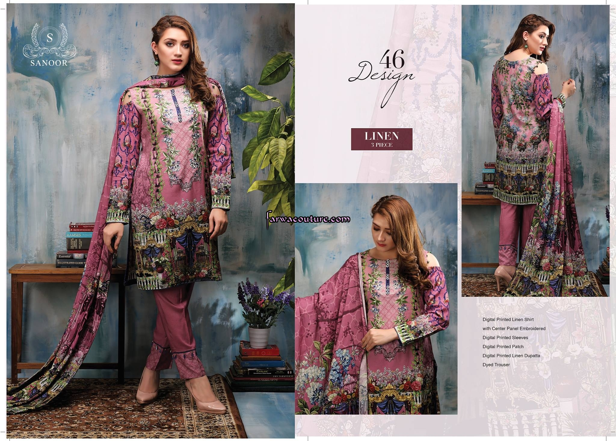 SANOOR Eid Collection 2018