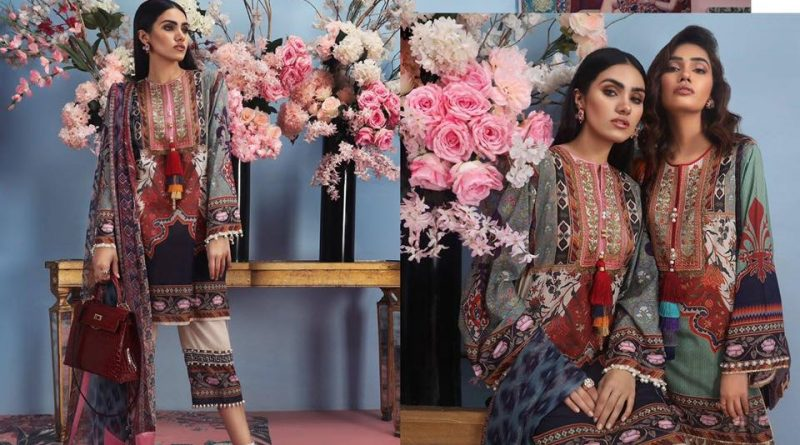 Sana Safinaz Muzlin Eid Collection 2018 with Price
