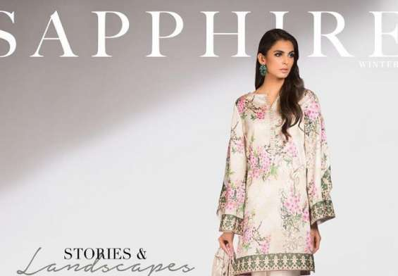 Sapphire Eid Collection 2018 with Price