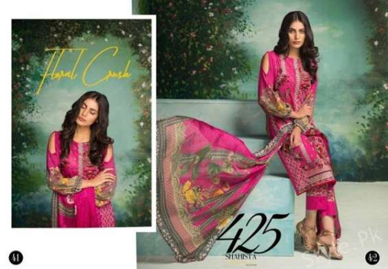 Shaista Eid Collection 2018 Vol-1