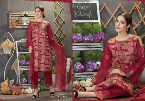 Taana Baana Eid Collection 2018