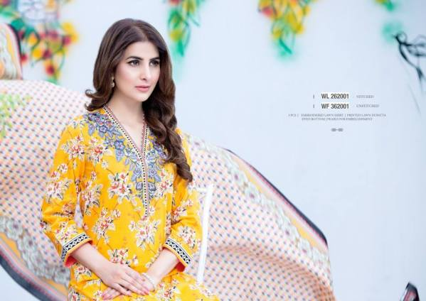 Zeen Presenting Spring Lawn Collection 2018