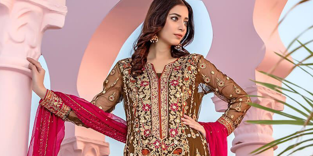 Aisha Imran Wedding Collection 2019