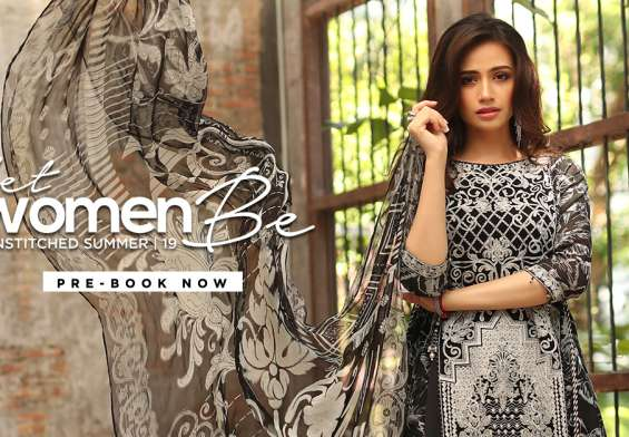 EdenRobe Eid Collection 2019