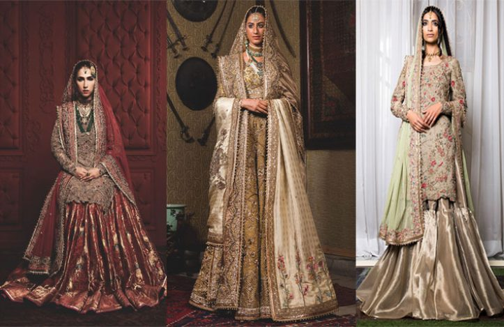 Fahad Hussayn Wedding Collection 2019