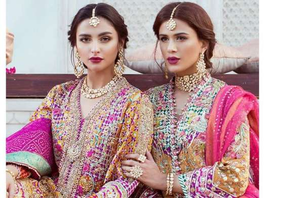 Farah Talib Aziz Wedding Collection 2019