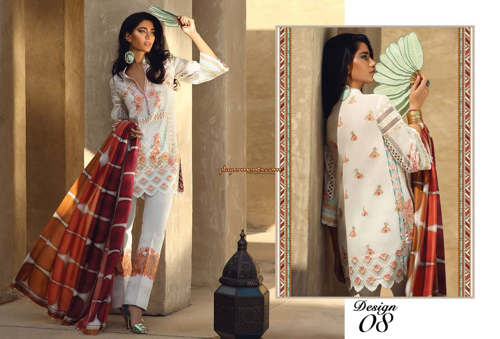 Faraz Manan Eid Collection 2019