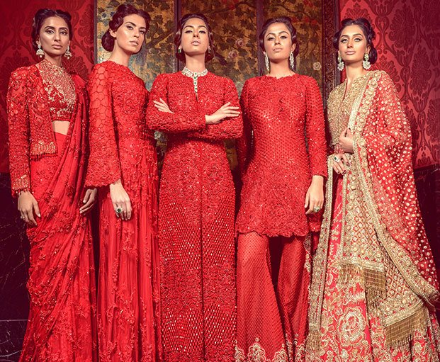 Faraz Manan Wedding Collection 2019