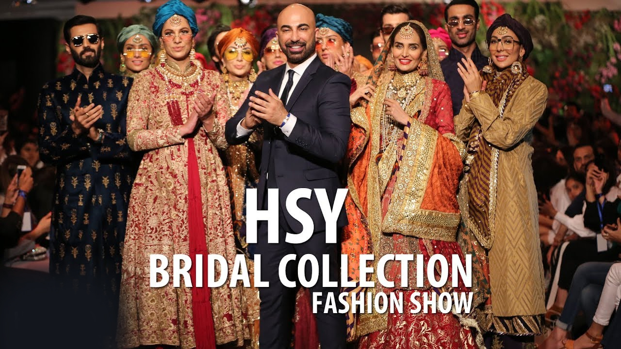 HSY Wedding Collection 2019