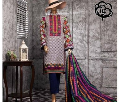 HZ Textiles Eid Collection 2019