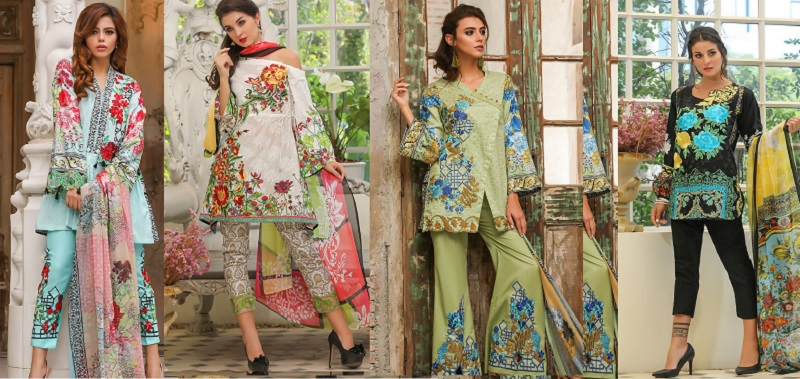 House of Ittehad Eid Collection 2019