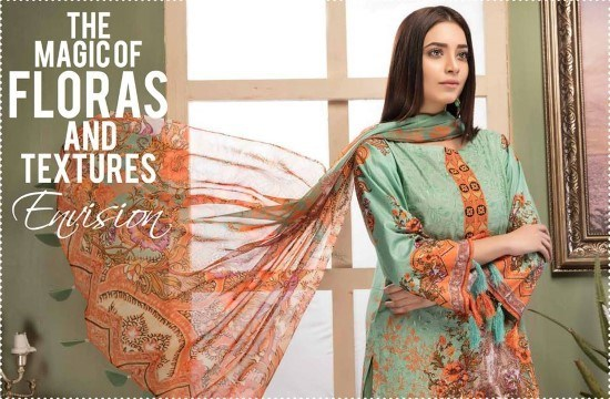 Irma Eid collection 2019 By Rashid Textiles