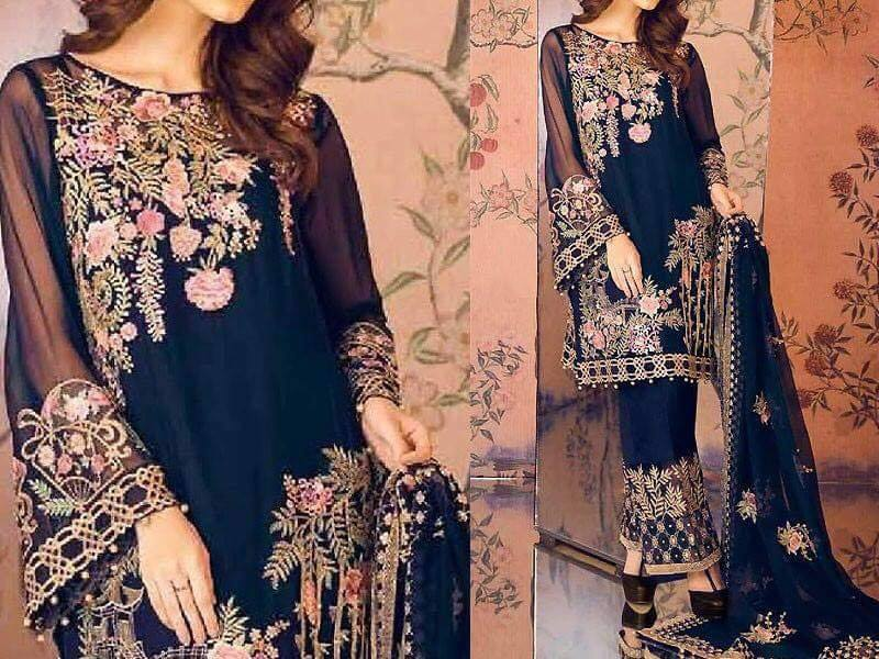 Khaadi Wedding Collection 2019