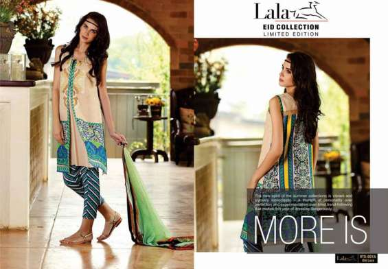 Lala Eid Collection 2019