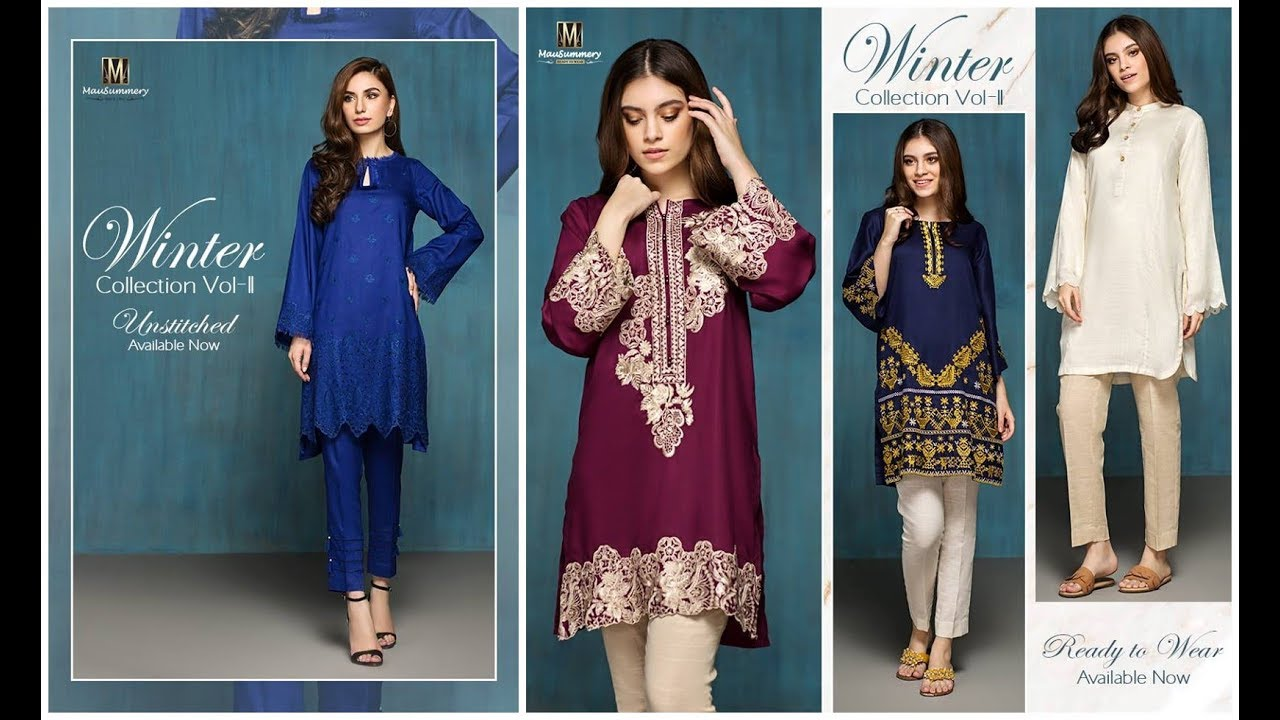 Mausummery Eid Collection 2019