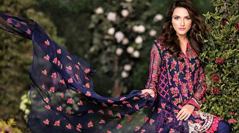 Mina Hasan Wedding Collection 2019 By Shariq Textiles