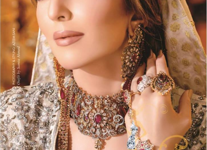Nadia Chotani Latest Designer Jewelry 2019