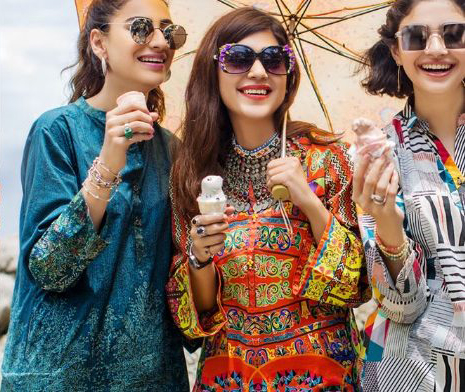 Nishat Linen Stylish Sunglasses 2019