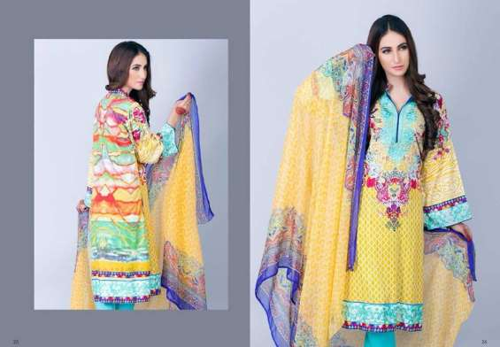 Noor Jahan Eid Collection 2019