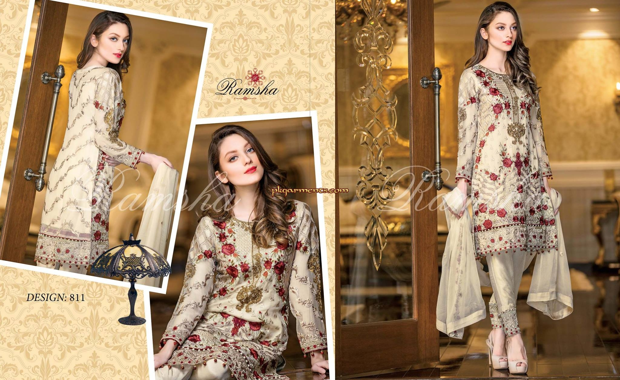 Ramsha Wedding Collection 2019