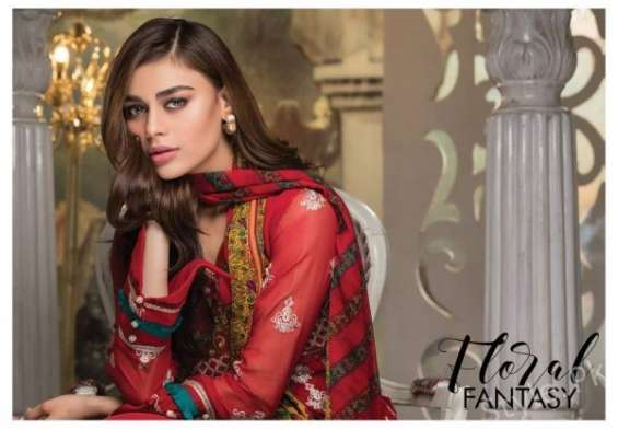 Rehaab Eid Collection 2019 By Jaffrani Textiles
