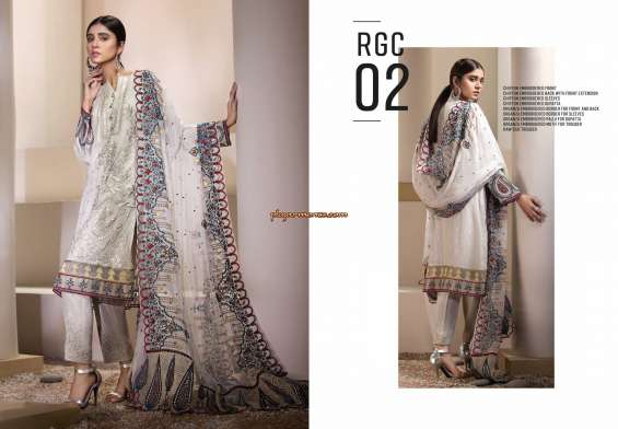 Resham Ghar Eid Collection 2019