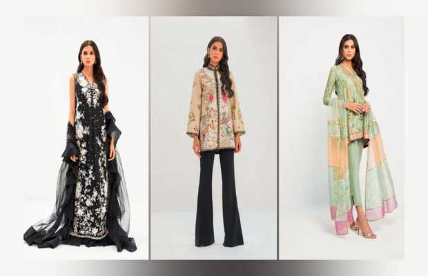 Sania Maskatiya Eid Collection 2019
