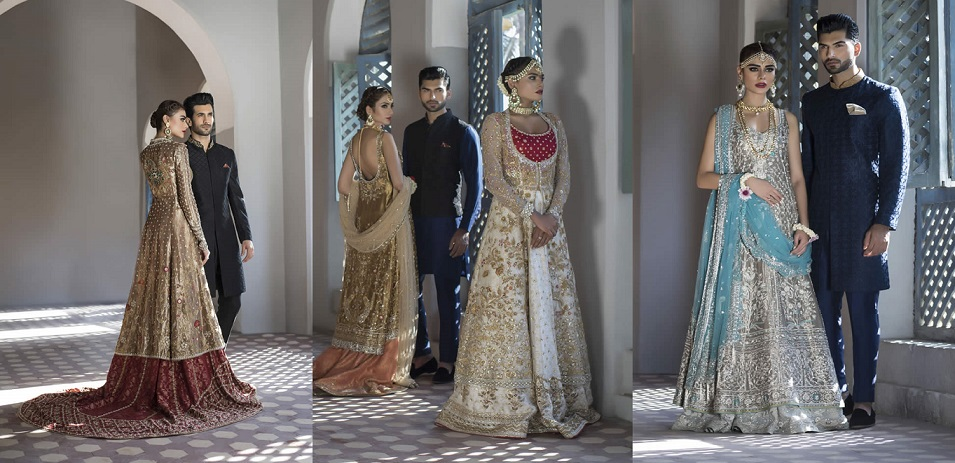 Sania Maskatiya Wedding Collection 2019