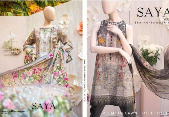Saya Eid Collection 2019
