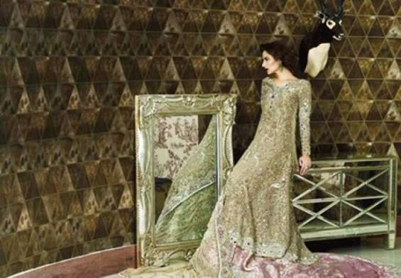 Shiza Hasan Wedding Collection 2019