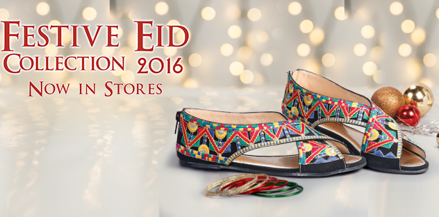 Stylo Shoes Summer Festive Eid Collection 2019