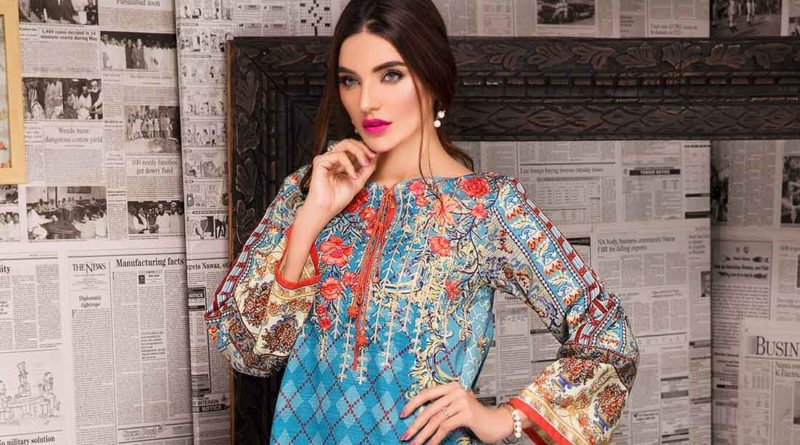 Warda Eid Collection 2019