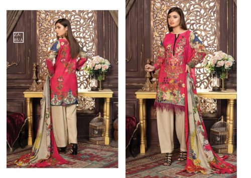 Zara Ali Eid Collection 2019