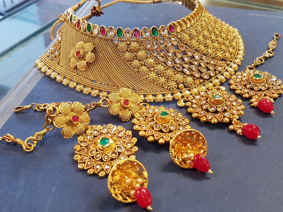 Zareen Latest Jewelry Designs 2019