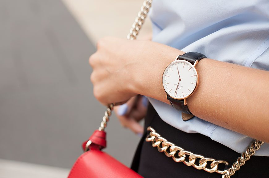 Daniel Wellington Men And Women Stylish Watches 2019