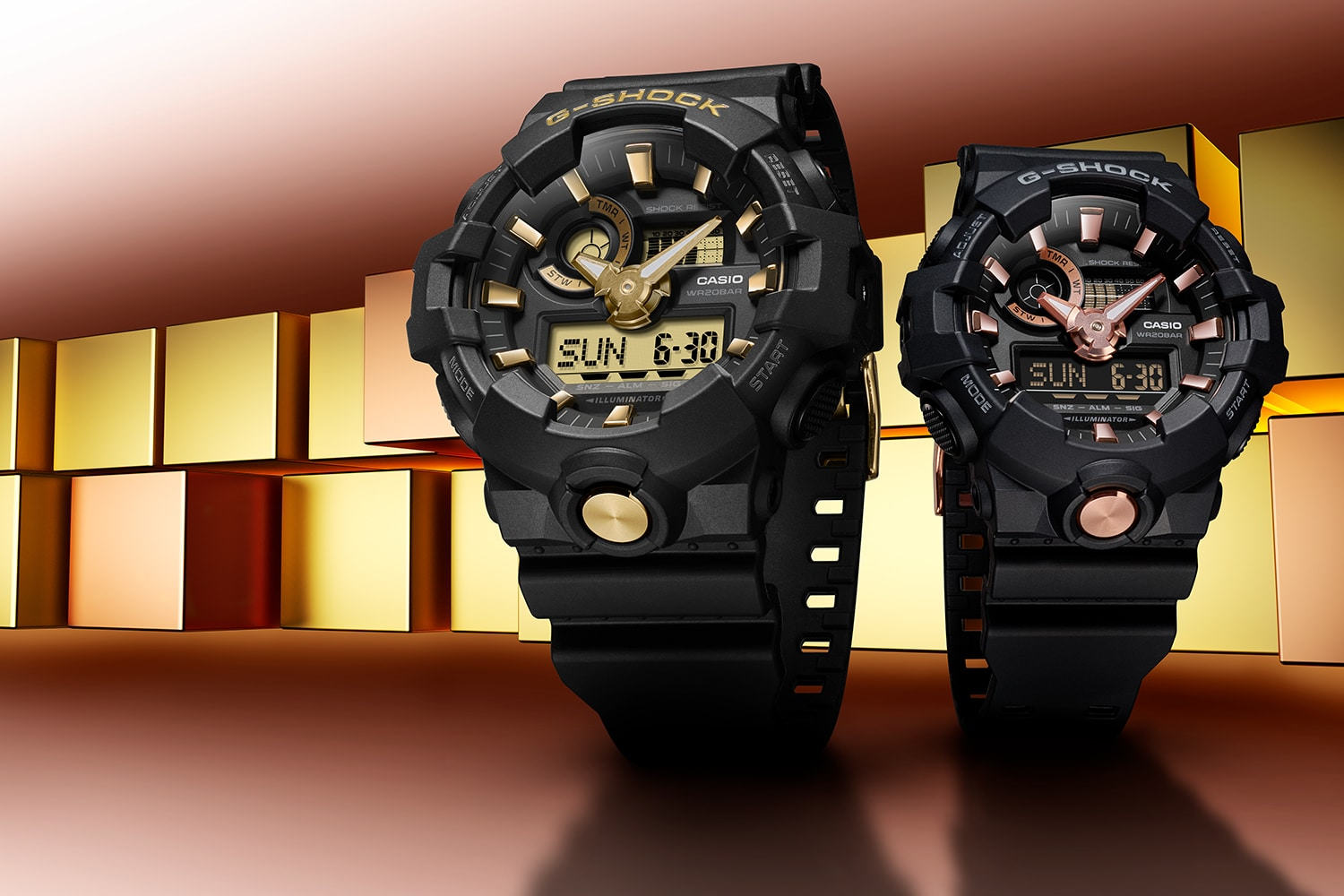 G-shock Men And Women Stylish Watches 2019
