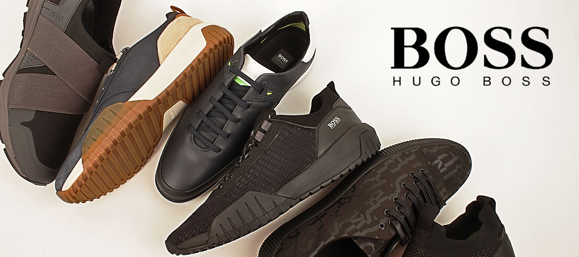 Hugo Boss Men And Women Shoes Latest Summer Collection 2019